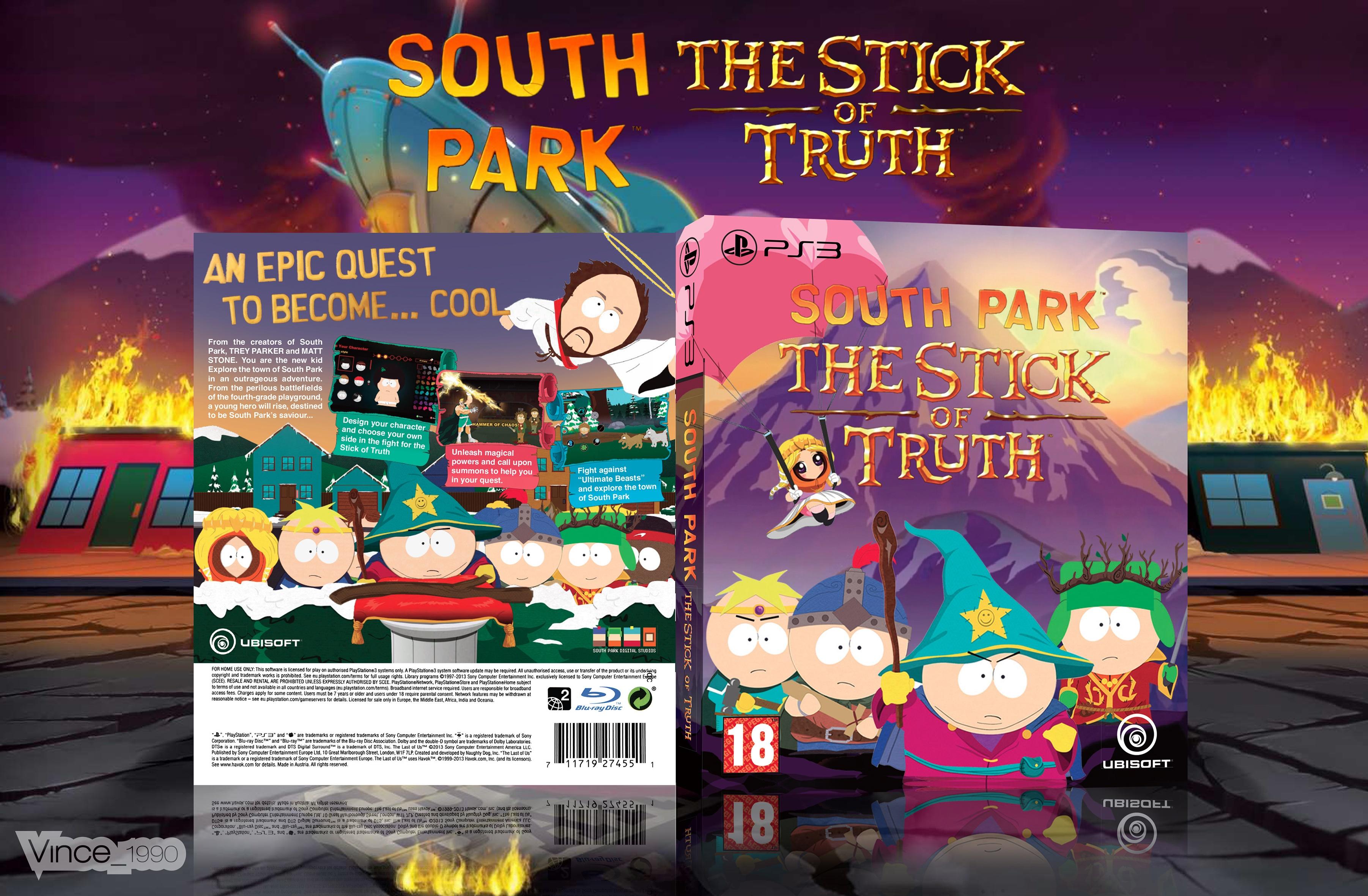 south park ps3