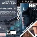 Beyond: Two Souls Box Art Cover
