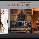 Batman: Arkham Origins - Deathstroke Edition Box Art Cover