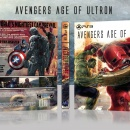 Avengers: Age Of Ultron Box Art Cover