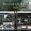 Resident Evil Chronicles HD Collection Box Art Cover