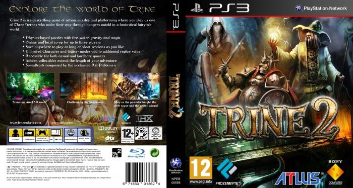 Trine Ps3 Скачать Торрент - фото 7