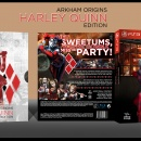Batman: Arkham Origins - Harley Quinn Edition Box Art Cover