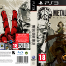 Metal Gear Solid Peace Walker HD Edition Box Art Cover