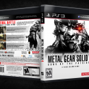 Metal Gear 4: Guns of the Patriots {original} Box Art Cover