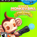 Super Monkey Ball Deluxe Motion Box Art Cover