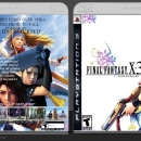 Final Fantasy X-3 Box Art Cover