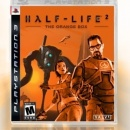 Half-Life 2 : The Orange Box Box Art Cover