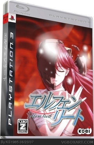 elfenlied game