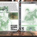 Tom Clancy's   Splinter Cell ::: Pandorra Tomorrow Box Art Cover