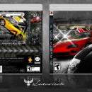 Project Gotham Racing 4 Box Art Cover