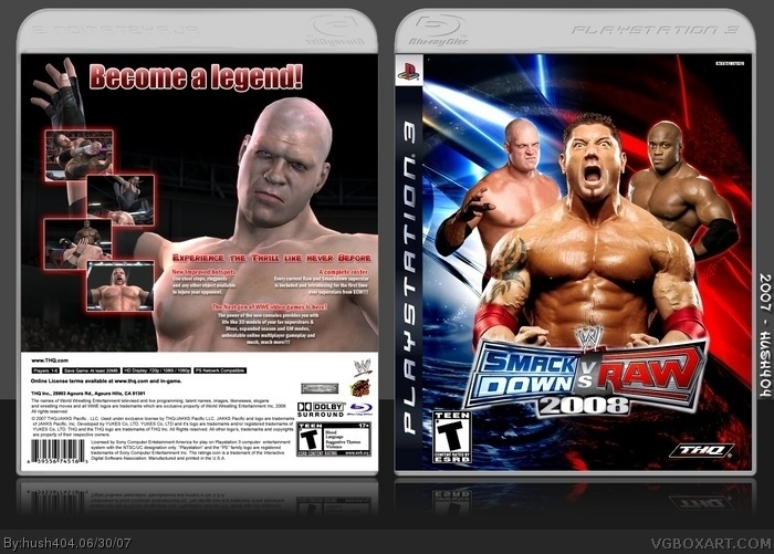 smackdown vs raw 2010 instruction manual