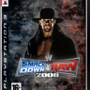 WWE SmackDown! vs RAW 2008 Box Art Cover