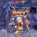 Ape Escape 4 Box Art Cover