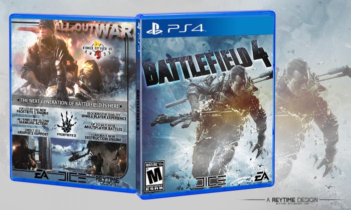 Test Battlefield 4  PlayStation 4  Gamekult