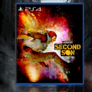 inFAMOUS: Second Son Box Art Cover