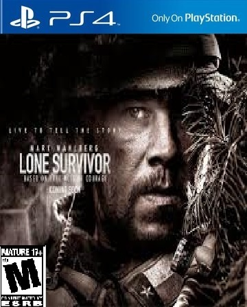 Lone Survivor box cover