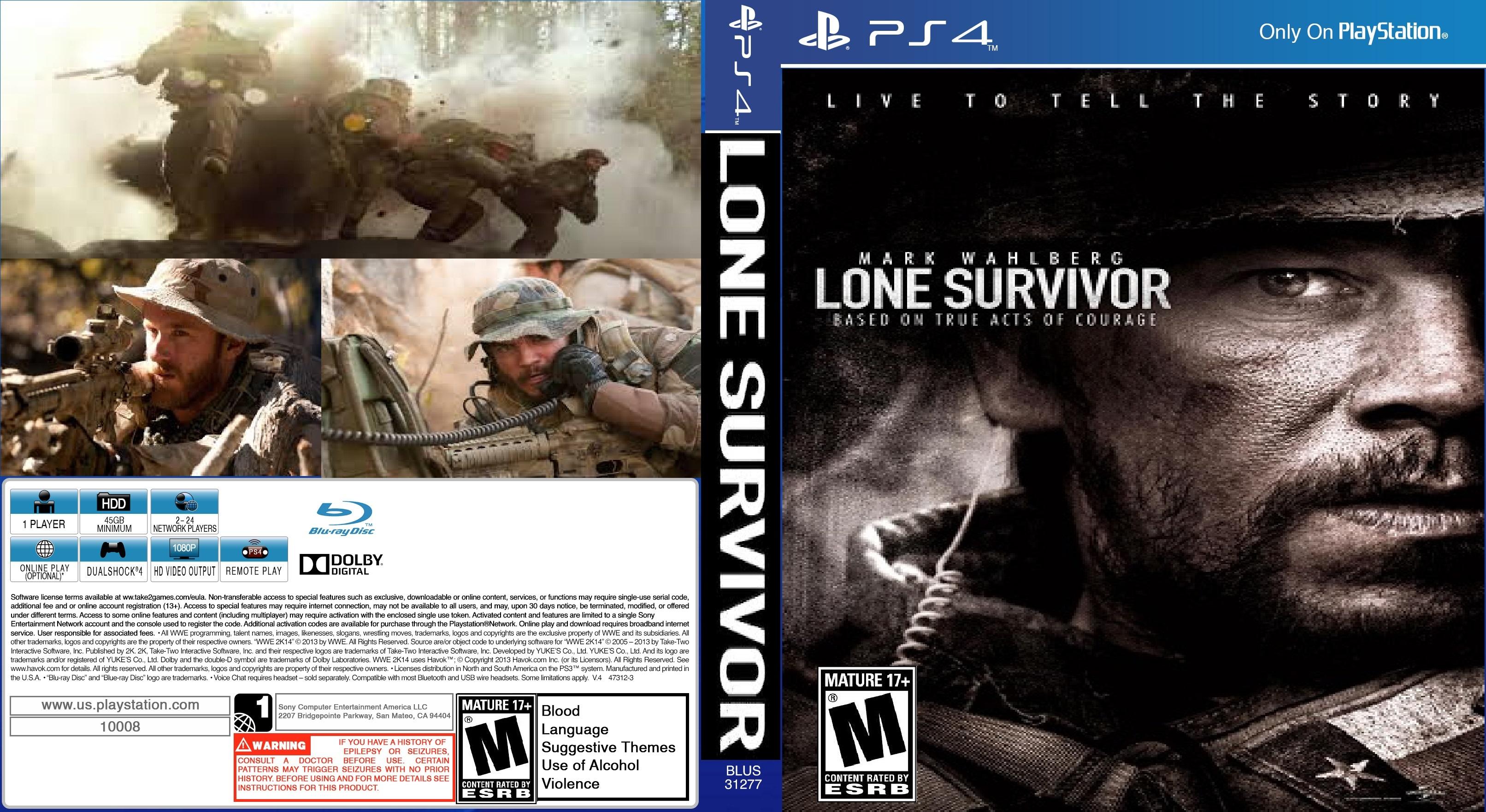 Lone Survivor Doctor