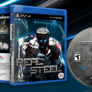 Real Steel: The Video Game Box Art Cover