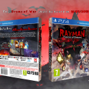 Rayman: Toccata of Darkness Box Art Cover