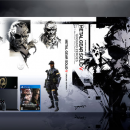 Metal Gear Solid V Ground Zeroes Box Art Cover
