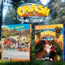 Crash Bandicoot - Returns Box Art Cover
