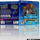 Playstation All-Stars Battle Royale 2 Box Art Cover