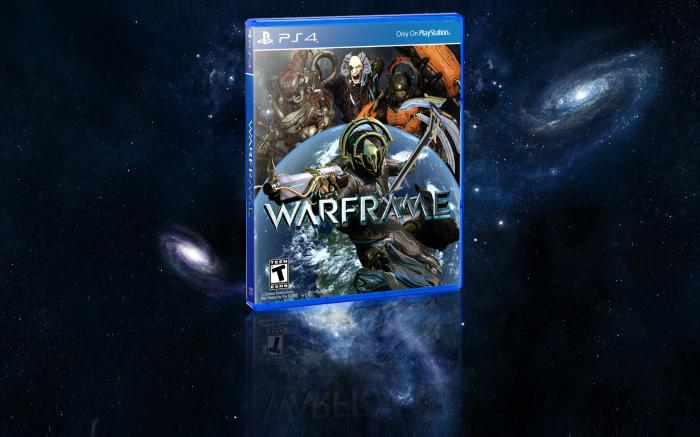 Warframe Playstation 4 Box Art Cover By Masterkirbyxd