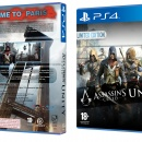 assassinss creed unity Box Art Cover