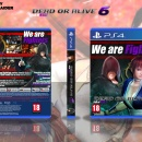 Dead or Alive 6 Box Art Cover