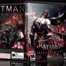 Batman: Arkham Knight Box Art Cover