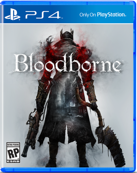 Bloodborne box cover