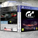 Gran Turismo 7 Box Art Cover