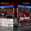 Call Of Duty: Advanced Nazi Warfare Box Art Cover