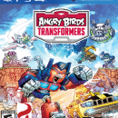 Angry Birds Transformers Box Art Cover