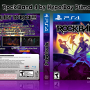 Rock Band 4 Box Art Cover