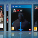 WWE 2K16 Box Art Cover