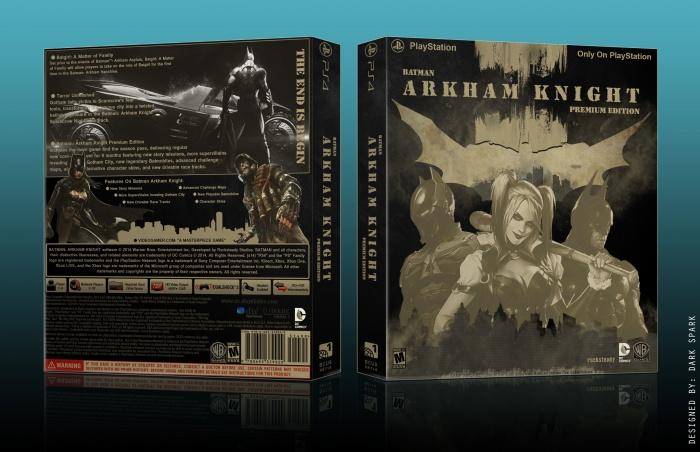 Batman: arkham knight premium edition (pc) buy steam game cd-key.