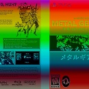Metal Gear Solid: The Legacy Collection Box Art Cover