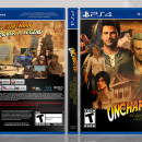 Uncharted: The Nathan Drake Collection Box Art Cover