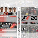 F1 2015 Box Art Cover