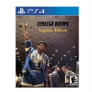 College Hoops: Legends Edition Box Art Cover