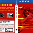 The Flash: Video Game Box Art Cover