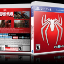 Spider-Man: PS4 Box Art Cover