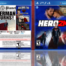 Hero2k ft. Superman Box Art Cover
