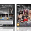 WWE 2K17 Box Art Cover