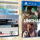 Uncharted: Ultimate Collection Box Art Cover