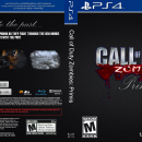 Call of Duty Zombies: Primis (PS4 Box art) Box Art Cover