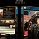 Assassin's Creed: Origins Box Art Cover