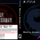 Mortal Kombat XL Box Art Cover